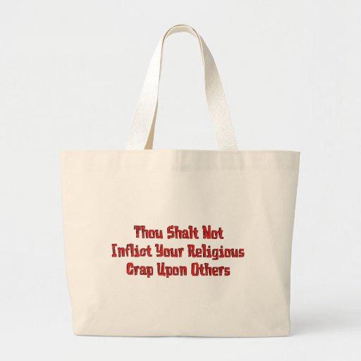No Religious Crap Bag