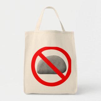 """No Rocks"" Trick or Treat Bag"