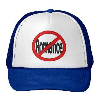 No Romance Mesh Hats