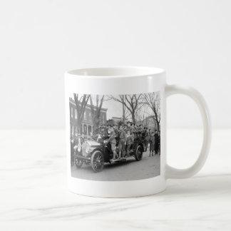 No Safety Badges Awarded, 1910s Coffee Mug