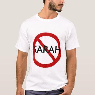 No Sarah T-Shirt