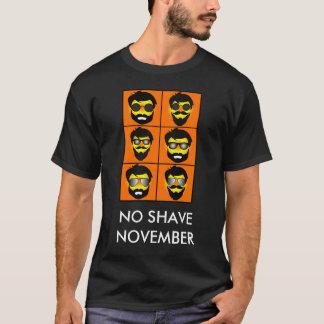 No Shave November Tshirt