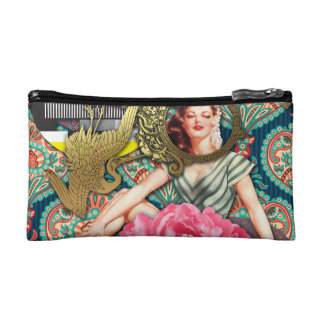 No-Signal - Cheeky Lady Cosmetics Bags