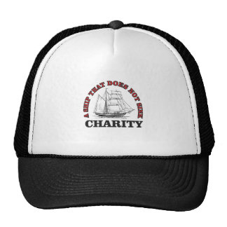 no sink charity cap