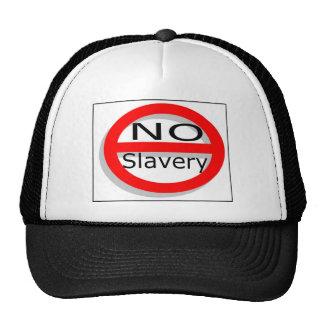 No Slavery Hat