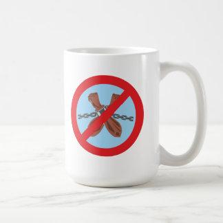 no slavery NO slavery Coffee Mug