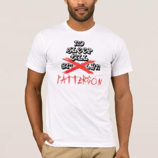 No Sleep Till Patterson VAA shirt