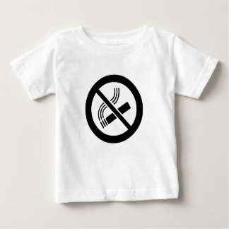 No Smoking Baby T-Shirt
