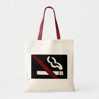 No smoking bag
