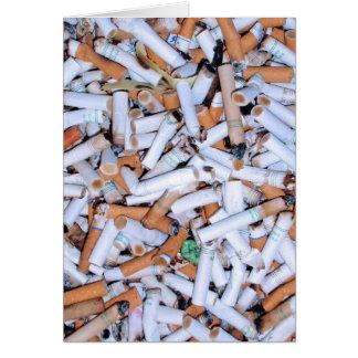 No Smoking! Card