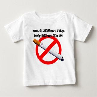 no smoking, Don't Make Me Breathe This! T Shirts
