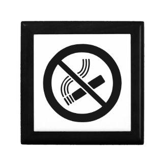 No Smoking Gift Box