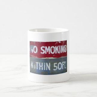 No Smoking [M8011] Coffee Mug