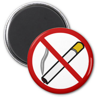 No Smoking Magnet