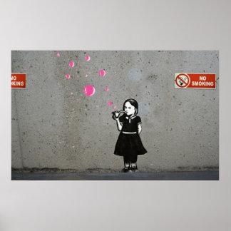 No Smoking. Poster