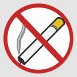 No Smoking Sign Cigarette Tobacco Symbol