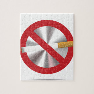 no smoking sign jigsaw puzzle