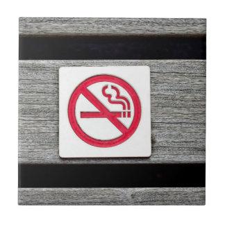 No Smoking Tile