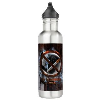 No Smoking Zone 710 Ml Water Bottle