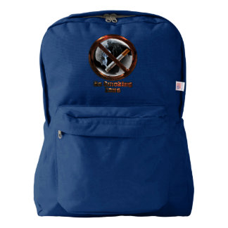 No Smoking Zone Backpack