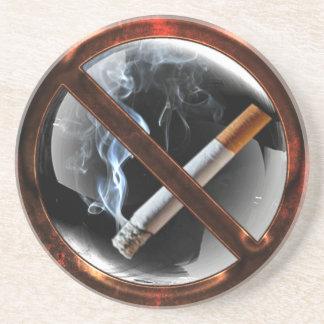 No Smoking Zone Coaster