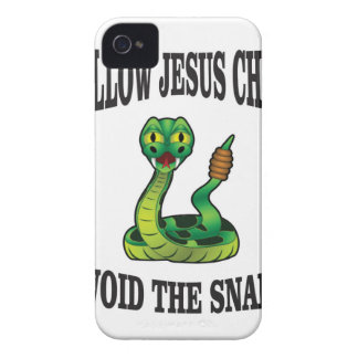 No Snakes with JC iPhone 4 Cover