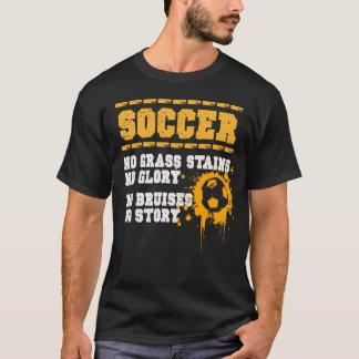 NO SOCCER... T-Shirt