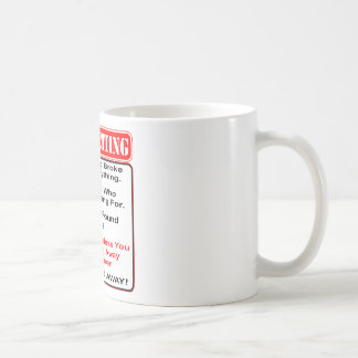 No Soliciting Unless You Have Free Beer Coffee Mug