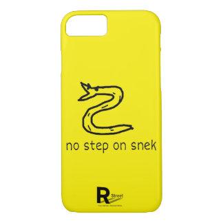 No Step on Snek Phone Case