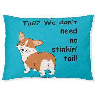 No Stinkin' Tail Corgi Pet Bed