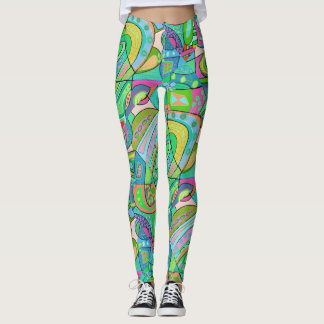 no stopping you leggings by cindy ginter