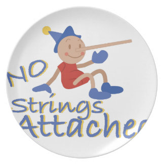 No Strings Plates