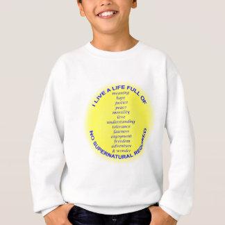 No Supernatural Required Sweatshirt