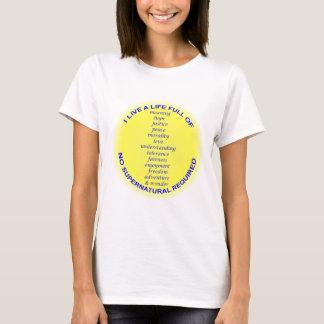 No Supernatural Required T-Shirt