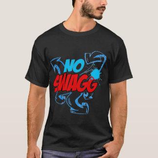 No Swagg Black T-Shirt
