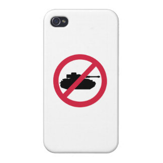 No tank war case for iPhone 4