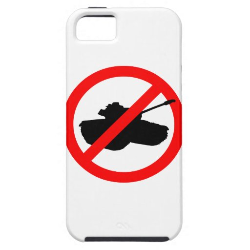 No Tanks! iPhone 5 Cases