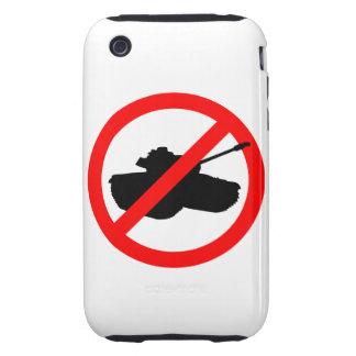 No Tanks! iPhone 3 Tough Case