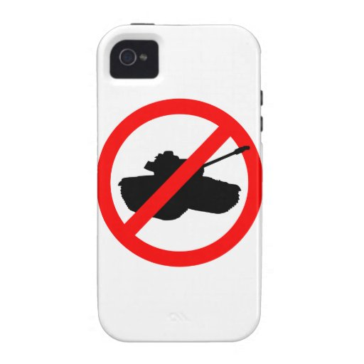 No Tanks! Case-Mate iPhone 4 Cover