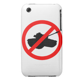 No Tanks! iPhone 3 Covers