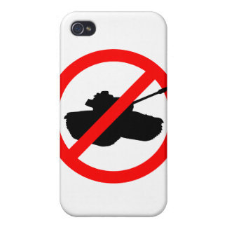No Tanks! iPhone 4/4S Cover