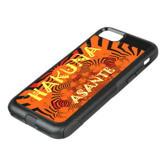No Thanks Create Your Own Lovely Matata Pattern OtterBox Commuter iPhone 8/7 Case