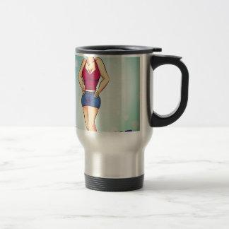 No Thigh Gap Travel Mug