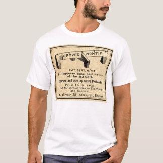 No Tip Bridge Men;s light short sleeve T-Shirt