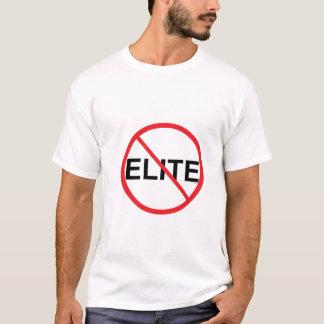 No to Elites T-Shirt