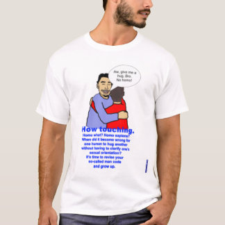 No to No Homo T-Shirt