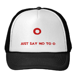 No To O Election Day Hat