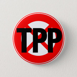 NO TPP 6 CM ROUND BADGE