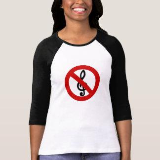 No Treble T-Shirt