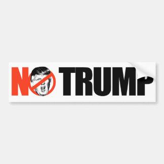 NO TRUMP - BUMPER STICKER